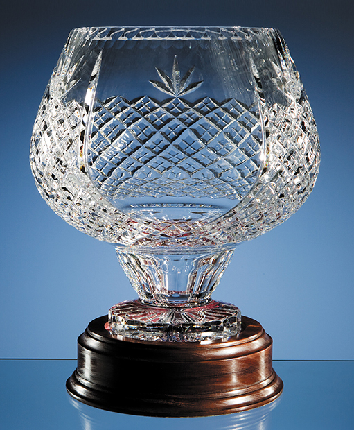 Large image for Lead Crystal Ambassador Vase