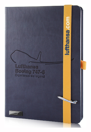 Large image for Lanybook® for Lufthansa