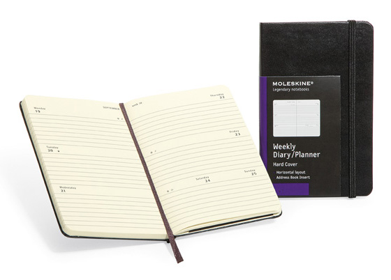 Large image for Moleskine® Weekly Diary