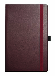 Large image for Nappa Leather Notebook