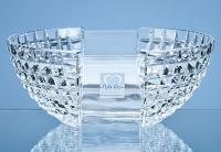 Thumbnail for Mario Cioni 23cm Lead Crystal Bowl