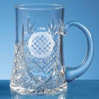 Thumbnail for Lead Crystal Panel Tankard