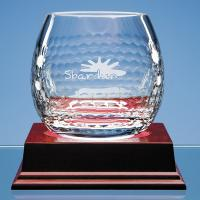 Thumbnail for Shire Crystal Golf Ball Whisky Tumbler
